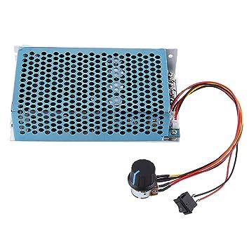 Controlador de velocidad - 10-50V 100A 5000W DC Controlador de ...
