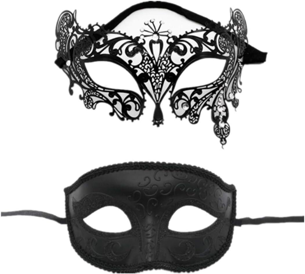 Máscara Gótica Estilo Veneciano Yongbest