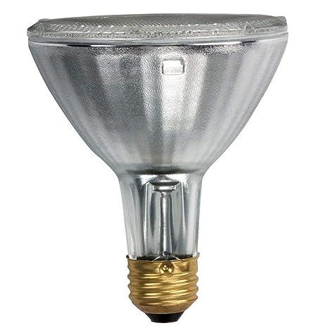 Philips 419564 Halogen PAR30L 75 Watt Equivalent 10 Degree Spot Light Bulb 6 Pack - - Amazon.com