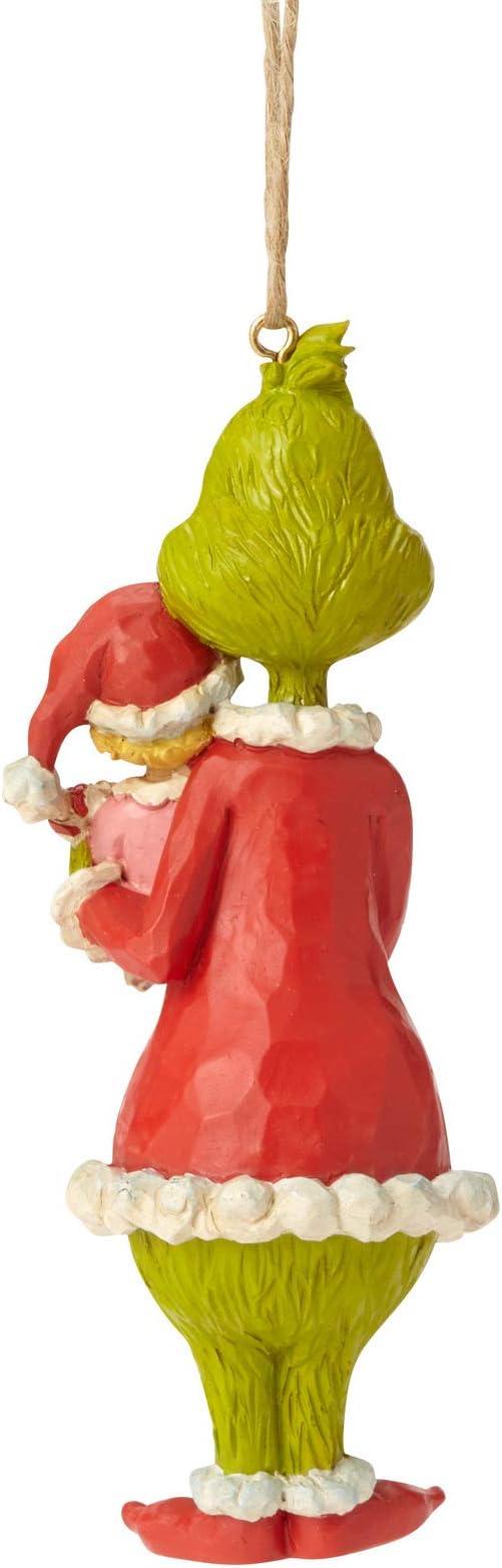 R/ésine Taille Unique Grinch by Jim Shore 6002072 Figurine Multicolore