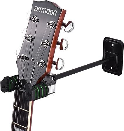 Fesjoy soporte de guitarra para pared Soporte para gancho de ...