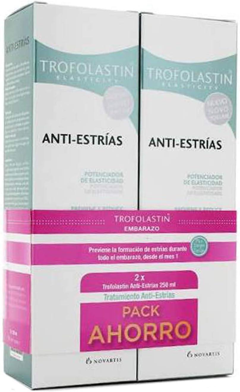 TROFOLASTIN ANTIESTRIAS CARRERAS DUPLO 250 ml x2: Amazon.es: Salud y cuidado personal