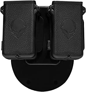product image for Alien Gear holsters Double Cloak Mag Carrier - 9mm / .40 Caliber Double Stack