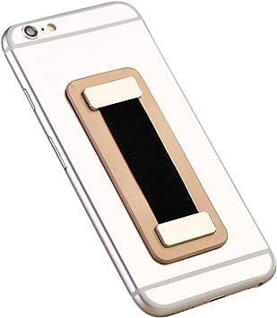 Cerbery® | Porta-Dedos para Smartphone Hecho de Cuero | Soporte ...