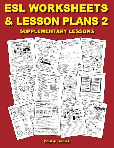 ESL Worksheets and Lesson Plans 2