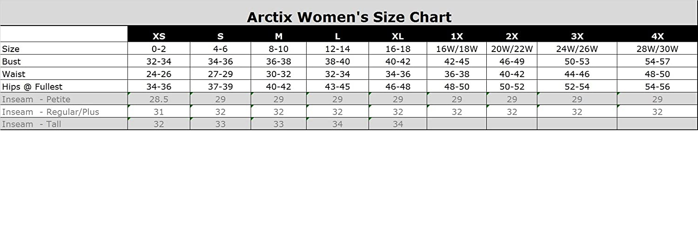 Arctix Womens Insulated Snow Pants White Medium//Short