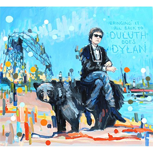 VA - Bringing It All Back To Duluth Does Dylan - CD - FLAC - 2016 - FATHEAD Download