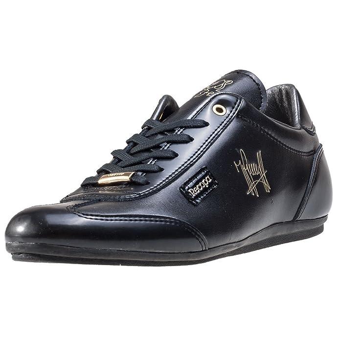 Cruyff Recopa Hex Negro CC3340163490, Zapatillas deportivas, Hombre, 46: Amazon.es: Zapatos y complementos