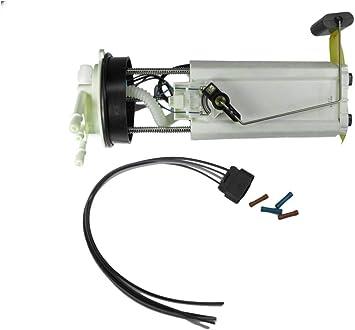 Fuel Gas Pump w// Sending Unit /& ID Tag TCU For Chevy Silverado GMC Sierra