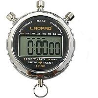 LAOPAO Cronometro Digital Sport Cronometro elettronico Multi-Funzione Cronometro Timer Arbitro