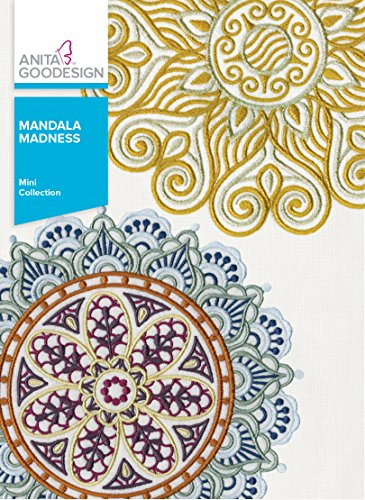 Anita Goodesign Embroidery Designs Mandala Madness