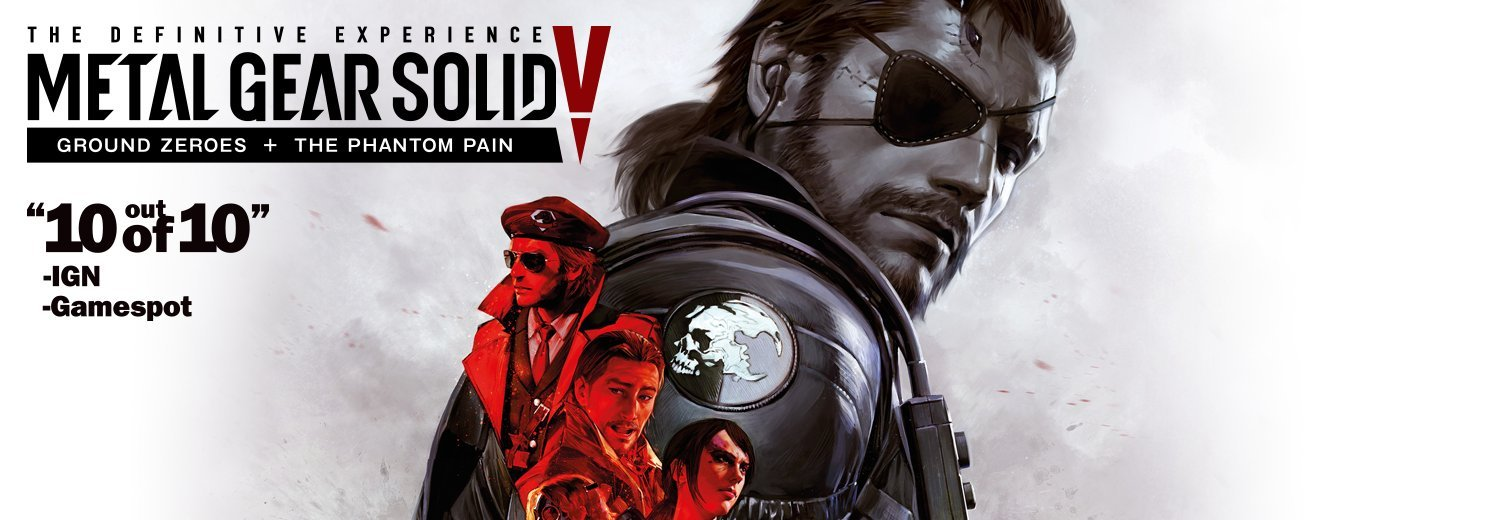 Amazon com: Metal Gear Solid V: The Definitive Experience
