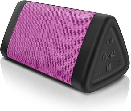 IPX5 Water Resistant by Cambridge Soun OontZ Angle 3 Portable Bluetooth Speaker