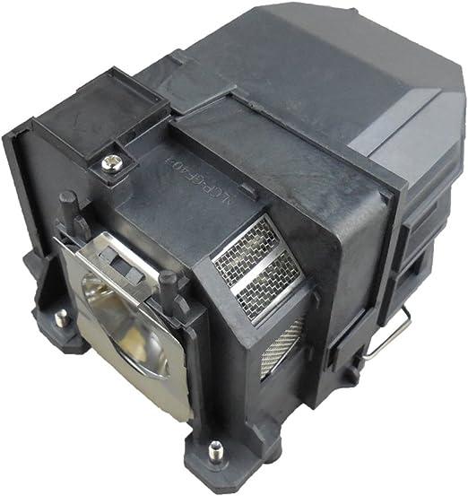 Starlight Lampe/Vid/éoprojecteur/ELPLP78/V13H010L78 Compatible avec/Epson EB-X03 EB-X18 EB-X20 EB-X24 EB-X25 EH-TW490 EH-TW5200 EH-TW570 EX3220 EX5220 EX5230 Ampoule