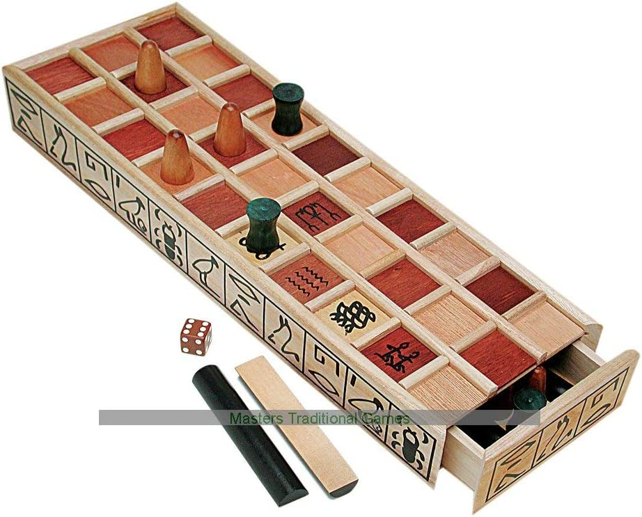 North West Corner Senet: Amazon.es: Juguetes y juegos