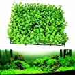 Pparty Aquatic Turf Grass Lawn Aquarium Fish Tank Artificial Landscape Decorations Green Plant