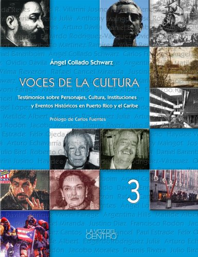 Download Voces de la Cultura Vol. 3 (Spanish Edition) ebook