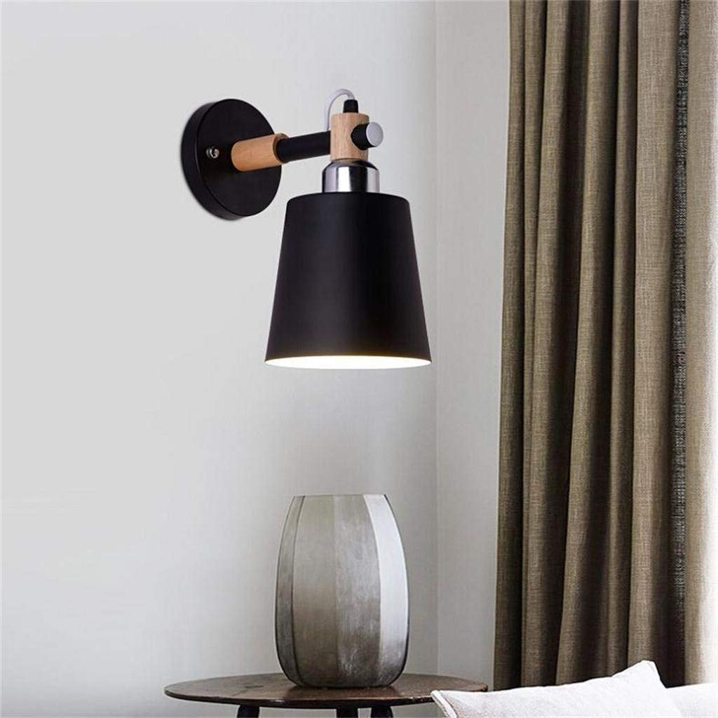 Arrowsy LED Light Simple Living Room Bedroom Bedside Lamp Balcony Aisle Stair Wall Lamp - US Stock by Arrowsy