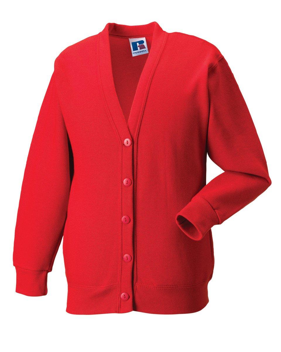 Girls School Cardigan (Uniform) Age 3 4 5 6 7 8 9 10 11 12 13