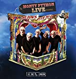 Monty Python Live (Mostly) - One Down Five To Go (+ 2 Audio-CDs) [Deluxe Edition] [4 DVDs]