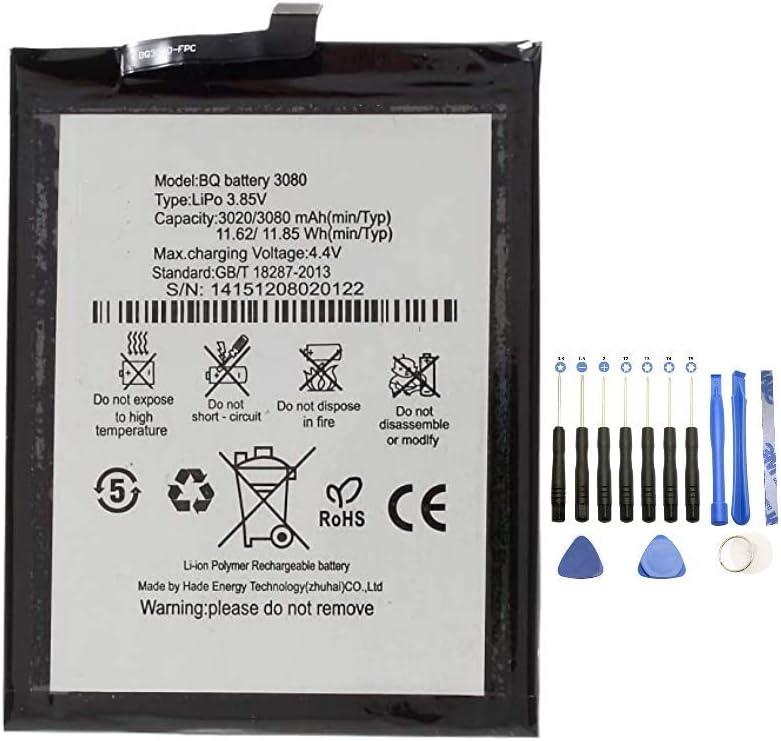 Bateria para BQ Aquaris U/BQ U Lite/BQ U Plus + Kit Herramientas/Tools