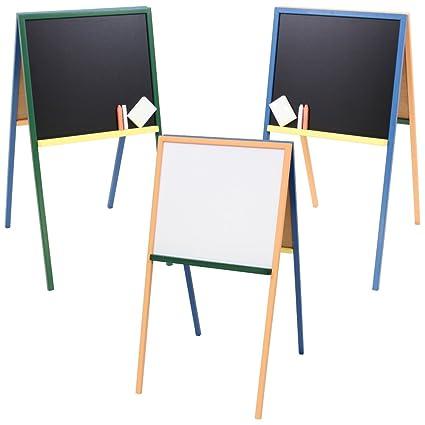 Niños pizarra de pie de mesa escolar pizarra creativa Color ...