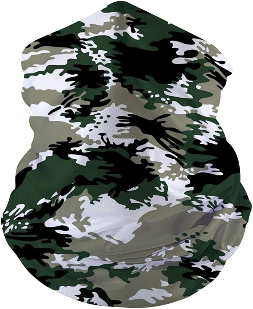 Festivals Bandanas for Dust Outdoors Balaclava for Dust Wind Sun Protection Sports Kicher Camouflage Seamless Face Mask