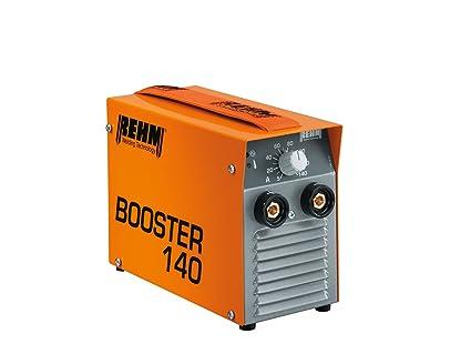 rehm electrodos de soldadura dispositivo Booster® 140 – E de mano, WIG/TIG