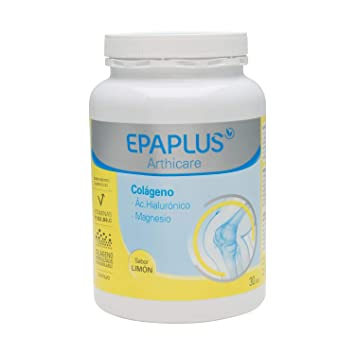 Epaplus Collagen + Hyaluronic + Magnesium Lemon Flavour 30 Days Powder 332GR / Keep Joints Flexible