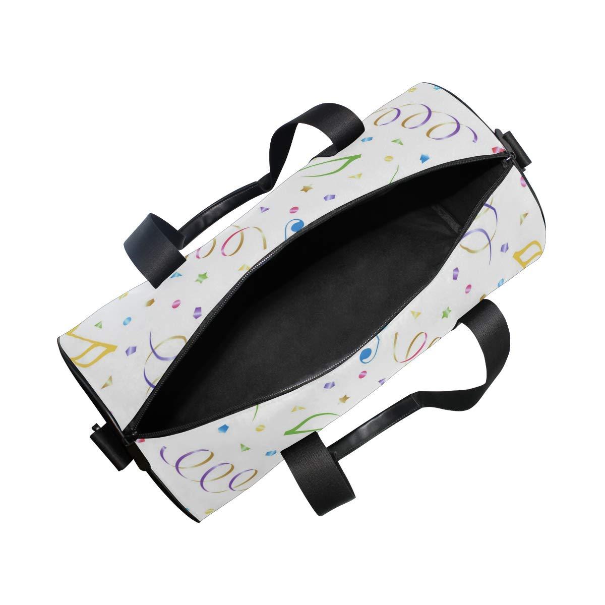 Music Toys ImageWaterproof Non-Slip Wearable Crossbody Bag fitness bag Shoulder Bag