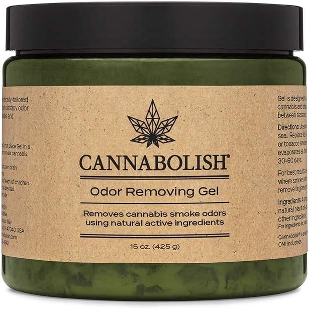 Cannabolish Odor Removing Gel 15 oz