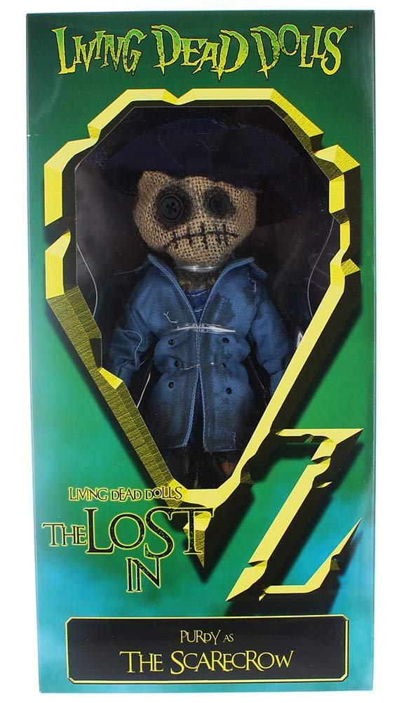 Living Dead Dolls Dolls Dolls In Oz  Scarecrow 867c7d