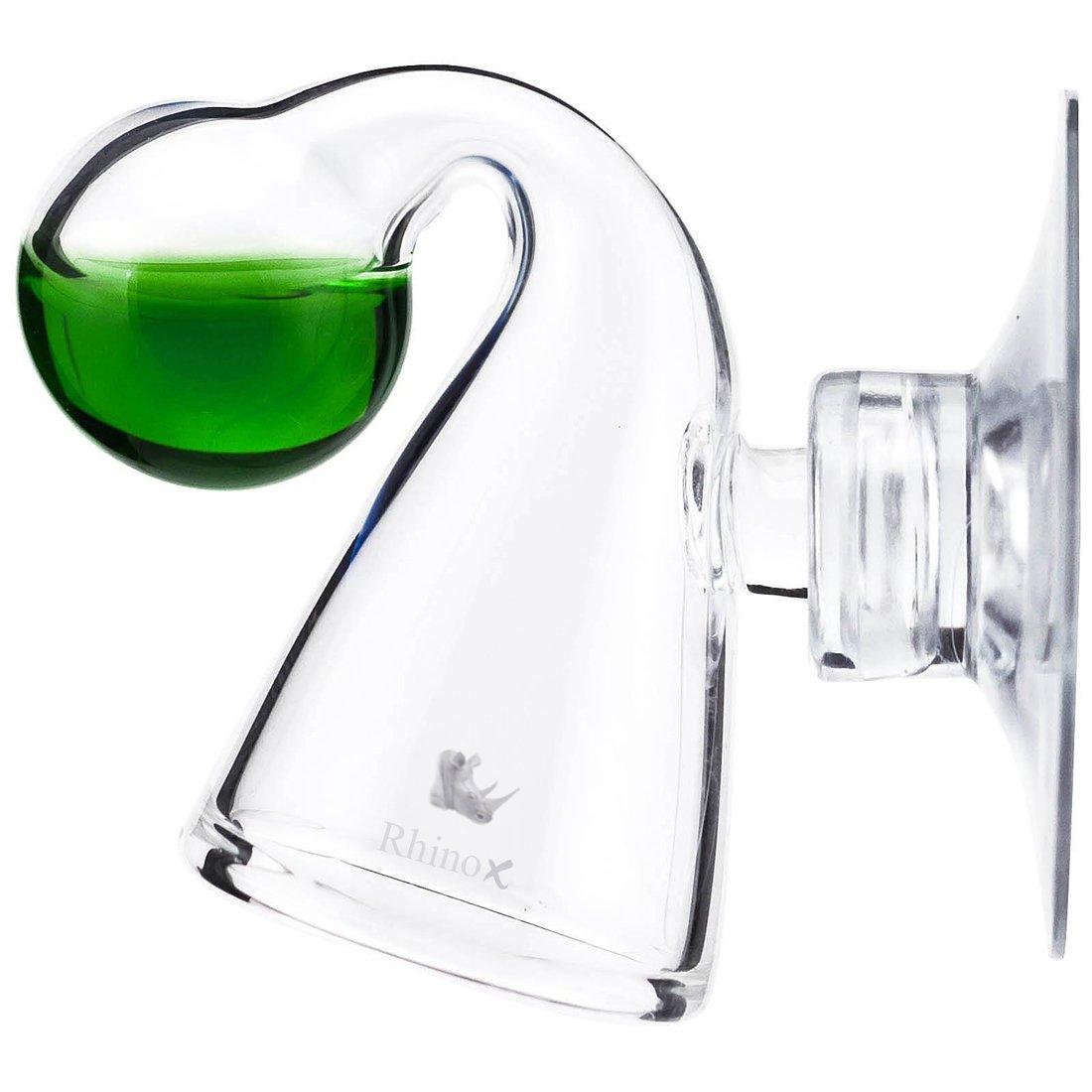MARIMO PET STORE Rhinox Drop Checker/ /Indicador de Cristal de CO2/para Acuario Difusor de Ada Bettle Tanque de Peces Plantas