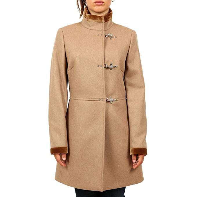 best service d5ef3 f025f Fay Cappotto Virginia Donna MOD. NAW50374000 L: Amazon.it ...