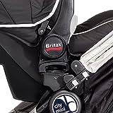 Britax B-Safe & Britax Chaperone Car Seat Adapter in Black