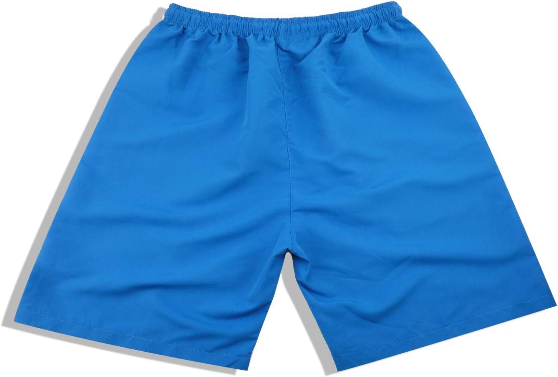 TAGVO Costume da Bagno Uomo Morbido Calzoncini da Bagno Asciugatura Rapida Pantaloncini da Spiaggia Costumi Mare