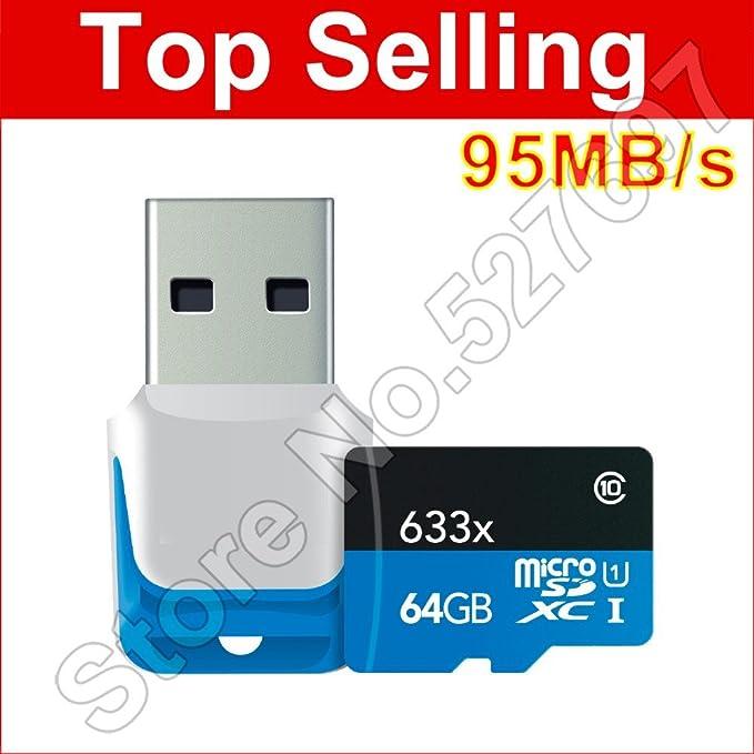 Original Tarjetas TF tarjeta micro SD Card SD C4 Clase 4 Tarjeta ...