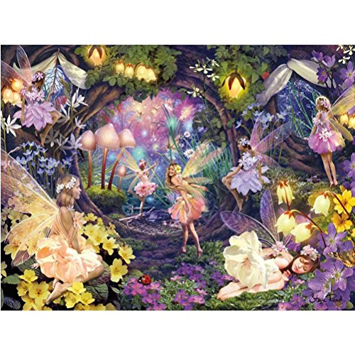 Price comparison product image Lowprofile 5D DIY Diamond Painting Embroidery Full Square Diamond Home Decor Gift (B)