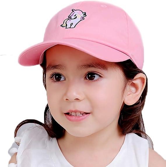 Gifts Treat Sombrero de Gorra de Beisbol para niñas Sombreros de ...