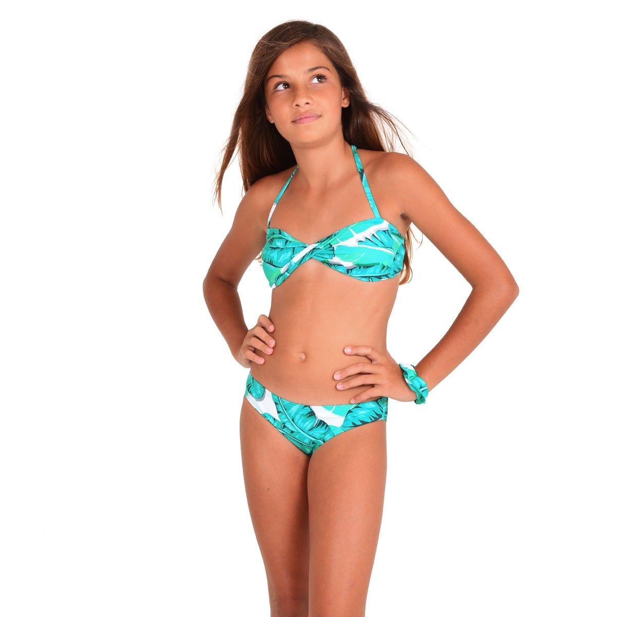 Vert Bain De 2 Vêtements Maillot Palmier Pièces Motif Enfants Sport zqSUMpVjGL