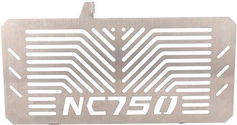 Protezione del Radiatore del Motociclo di Alta Qualit/à Coperchio Della Griglia del Radiatore di Protezione per NC750 NC750S NC750X 2014-2016