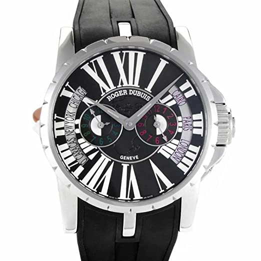 Roger Dubuis Excalibur automatic-self-wind Mens Reloj rddbex0092 (Certificado) de segunda mano: Roger Dubuis: Amazon.es: Relojes