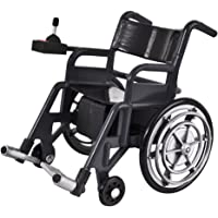 Plastic Toy Wheelchair for WWE Wrestling Action Figures