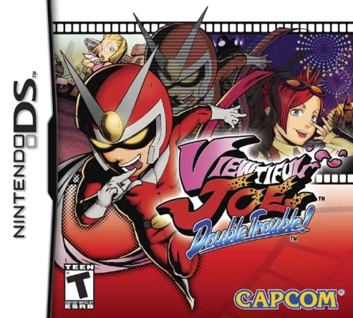 Viewtiful Joe Double Trouble - Nintendo DS