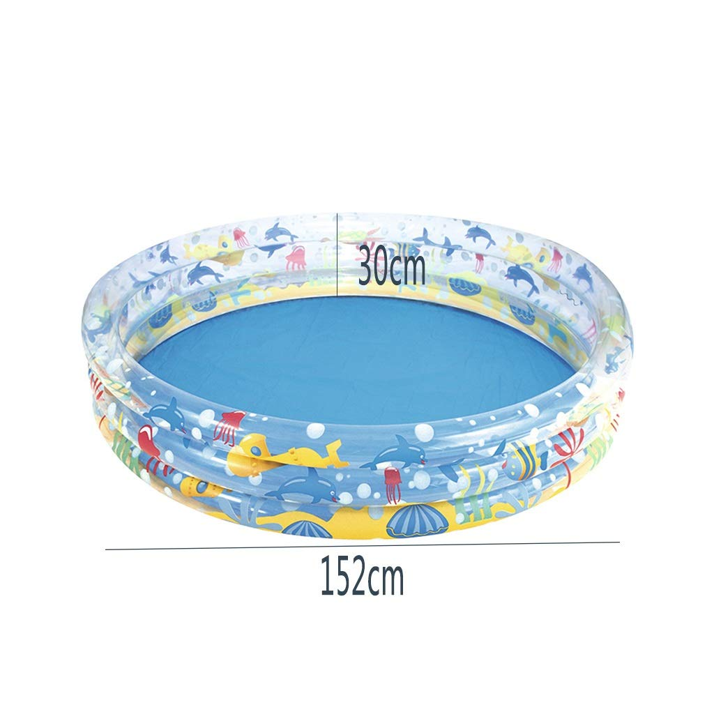 Amazon.com: MINGLI Bañera hinchable, bañera infantil ...