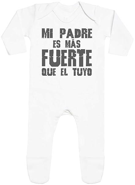 SR - Mi Padre es más Fuerte Que el tuyo - with Feet - Peleles para