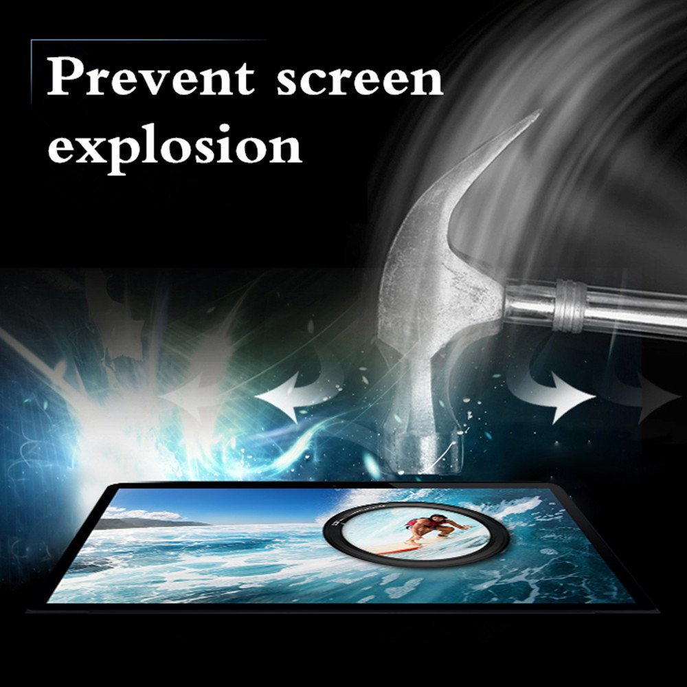 DIGIC Macbook Retina 15 inch Tempered Glass Screen Protector,9H Hardness Anti-Scratch Waterproof Explosion-proof Laptop Screen Film for Apple MacBook Pro 15 with Retina Display No CD-Rom A1398