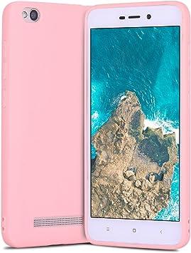 Funda Xiaomi Redmi 4A, Carcasa Redmi 4A, Suave Opaco gel Silicona ...