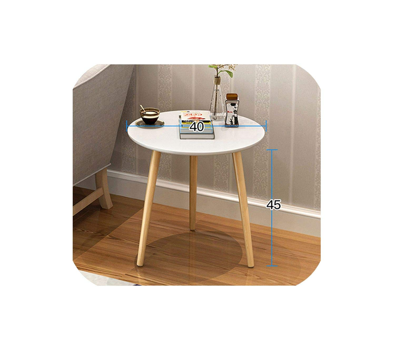 Sensational Amazon Com Vicky Modern Round Wood Center Table Living Room Evergreenethics Interior Chair Design Evergreenethicsorg