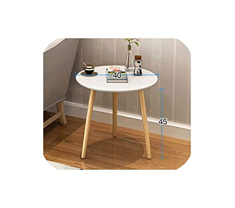 Pleasing Amazon Com Vicky Modern Round Wood Center Table Living Room Home Interior And Landscaping Oversignezvosmurscom